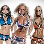 The 7 Hottest LFL Players In Your Fantasies